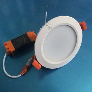 Hình ảnh minh họa đèn Led âm trần siêu mỏng