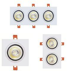 Đèn LED Âm Trần Hộp ASIA LIGHTING