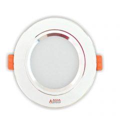 Đèn LED âm trần mặt trắng 7W