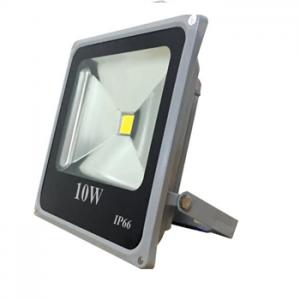 Đèn pha led 10W vỏ ghi