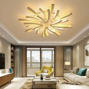 Đèn Led trang trí ốp trần 3 màu DPA-011