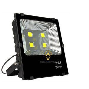 Đèn Pha LED SMD 200W Vàng