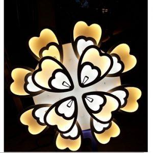 Đèn Led trang trí ốp trần 3 màu DPA-014