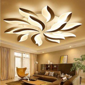 Đèn Led trang trí ốp trần 3 màu DPA-013