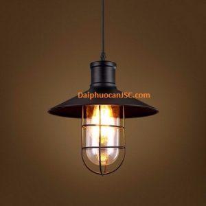 Đèn thả cổ điển chống nổ DPA – 105 ( TẶNG KÈM BÓNG LED)