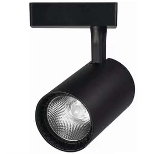 Đèn LED Rọi Ray 20W R01 Đen Ánh Sáng Vàng