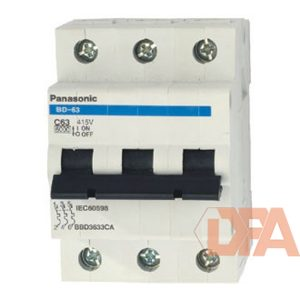 Aptomat MCB 3P 50A – PANASONIC