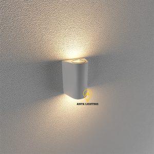 Đèn Trang Trí Tường Ngoài Trời LWA0148A-WH